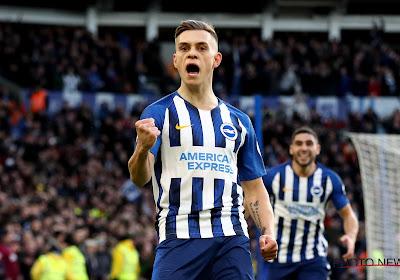 Trossard heeft nog één doel bij Brighton dit seizoen