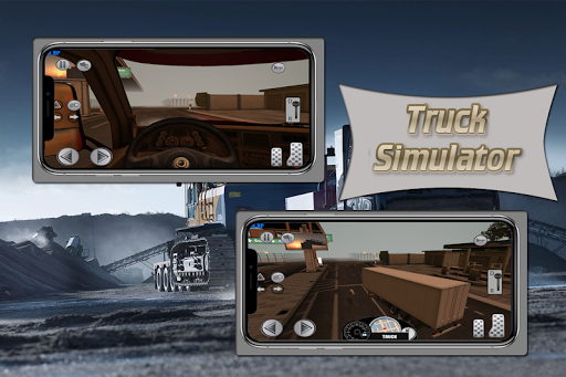 Real Truck Simulator : Multiplayer / 3D ss2