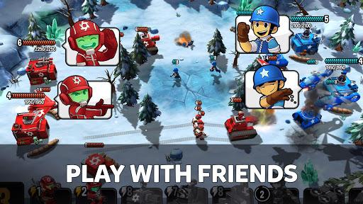 Mini Guns - Omega Wars  screenshots 13