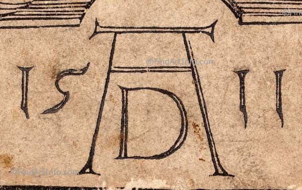 Dürer's Rhinoceros logo