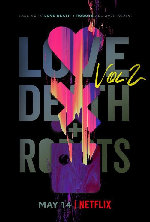 Love, Death + Robots: Volumen 2