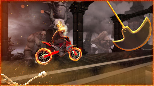 Ghost Ride 3D Season 3 - screenshot