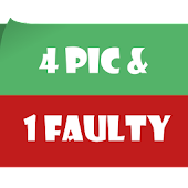 4 Pic & 1 Faulty