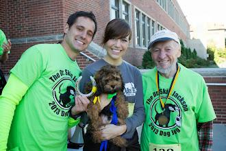 Photo: Dr. Skip Jackson Dog Jog