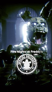 "Download Five Nights at Freddy's AR: Special Delivery  Android game ""Five Nights with Freddy: Augmented Reality""! 1"