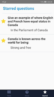 Download Canadian citizenship [NEW EDITION] For PC Windows and Mac apk screenshot 4