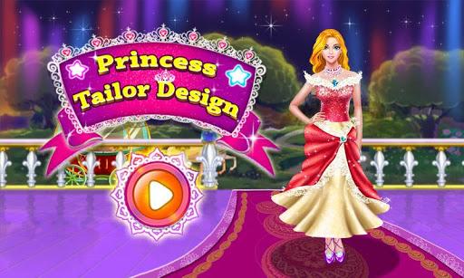 定制设计的公主游戏