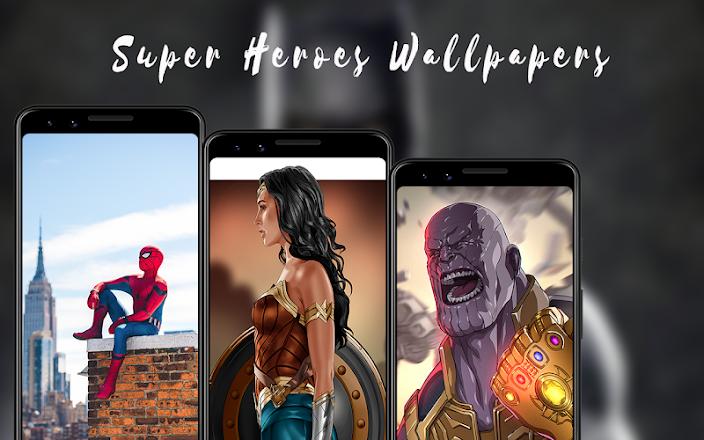 Wallpixel – 4K HD & Amoled Wallpapers v3.69 [Premium]