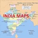 India maps icon