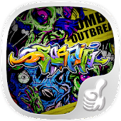 Rock Graffiti Theme