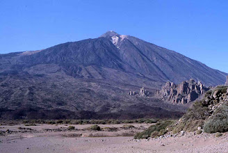 Photo: El Teide