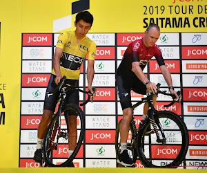 Mag Froome wel naar de Tour de France? 'Voorbereidingskoersen tellen als ride-off binnen het sterrencollectief'