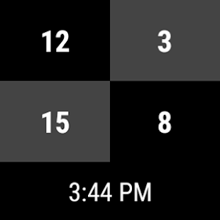 Score Keeper for Android Wear- screenshot thumbnail