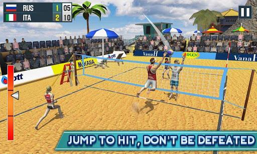 Beach VolleyBall Champions 3D - Beach Sports Pro 1.03 screenshots 2