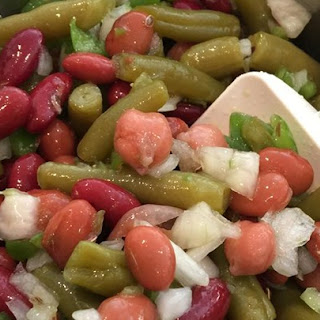 Three Bean Salad Vinegar And Sugar Recipes