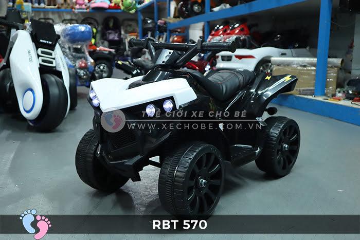 Mô tô điện trẻ em 4 bánh RBT-570 10