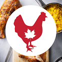 Shopping with chicken.ca icon