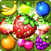 Fruits Orchard - Match 3 Puzzle