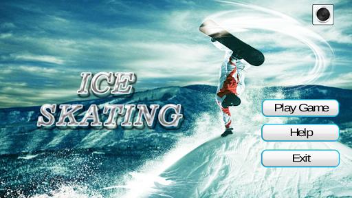アイススケート3D