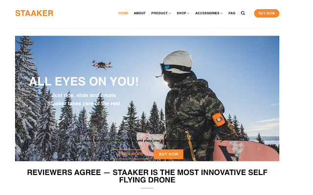 The Staaker Company: Best Drone Reviews
