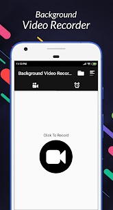 Background Video Recorder App Download For Android 2
