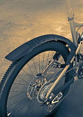 SKS Mudrocker Clip-On Rear Fender - 29x3.0, Black alternate image 0
