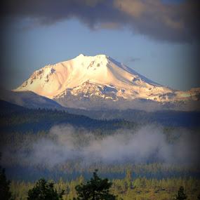 Mt Lassen Solitude by Susan Hanson - Landscapes Mountains & Hills (  )
