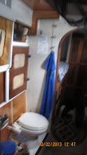 Photo: Toilet Port Aft cabin