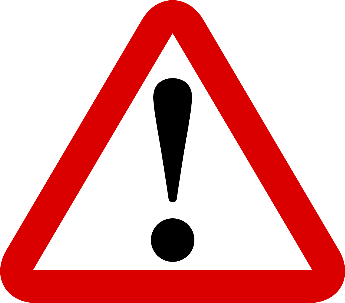 File:Singapore Road Signs - Warning Sign - Other Dangers.svg ...