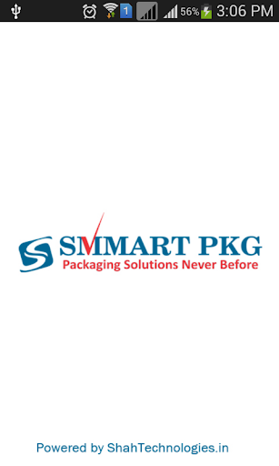 SmmartPkg- Packaging Material