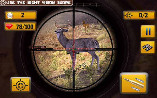 Wild Animal Shooting  screenshots 2