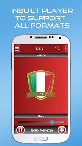 A2Z Italy FM Radio