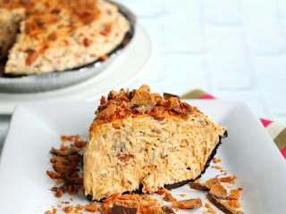 Perfect Peanut Butter Butterfinger Pie Recipe