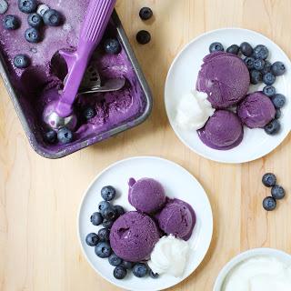 Blueberry Gelato.