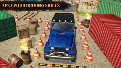 Jeep Car Parking Simulator 1.9 screenshots 2