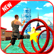 Stuntman Run Adventure Water Game (game)