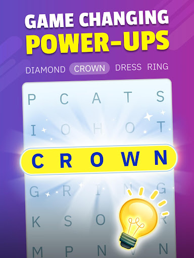 Word Search Blast - Word Search Games 1.2.2 screenshots 12