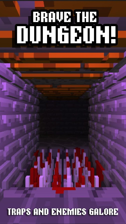 Hammer Bomb - Creepy Dungeons!- screenshot