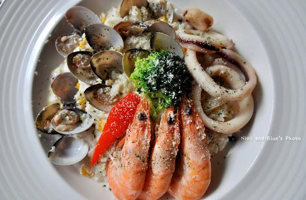 鄉村貝拉地中海風格複合式餐廳,員林火車站附近有插座、wifi、免服務費、不限時餐廳,大推超划算$858雙人套餐,還有學生優惠餐(文末優惠)