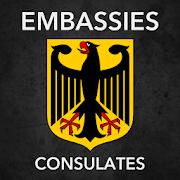 Deutsch Botschaften