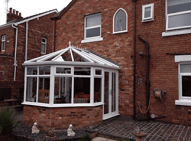 New Victorian Conservatory Installation