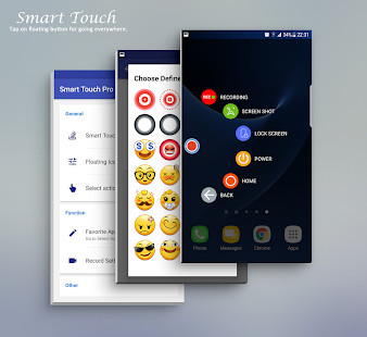 Smart Touch (Pro - No ads) Screenshot