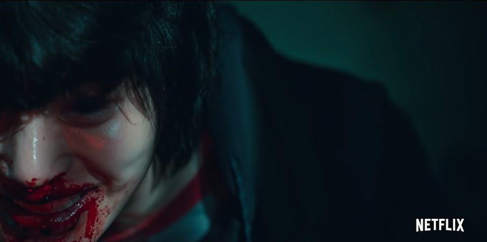 hyun cha scary