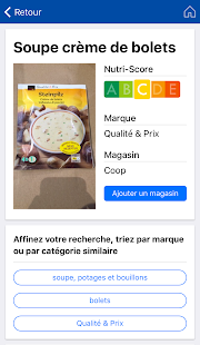 NutriScan BàS- screenshot thumbnail
