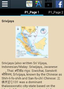 History of Srivijaya - náhled