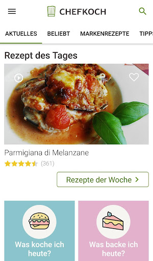 Chefkoch - Rezepte & Kochen 4.2.8 gameplay | AndroidFC 1