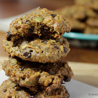 Carrot Chocolate Chip Cookies.