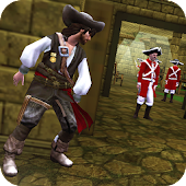 Pirate Caribbean Survival Prison Break: Navy Quest