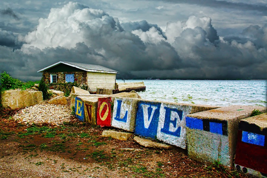Love by Dennis Granzow - Landscapes Waterscapes