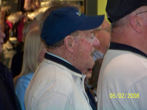 Photo: Don Hiltz (Charter Members of the Dukes) at the Massed Sing - County Fair Mall, New Minas